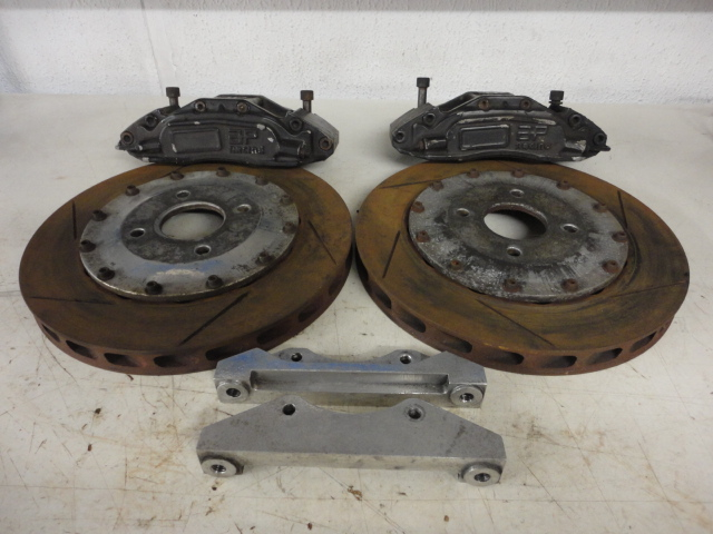 Rs Cosworth Brakes