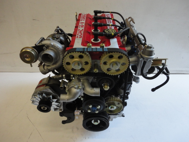 Rs Cosworth Engines